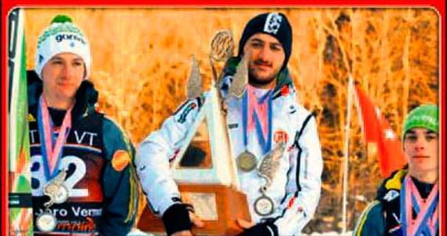 Kayakla atlamada tarihi madalyalar
