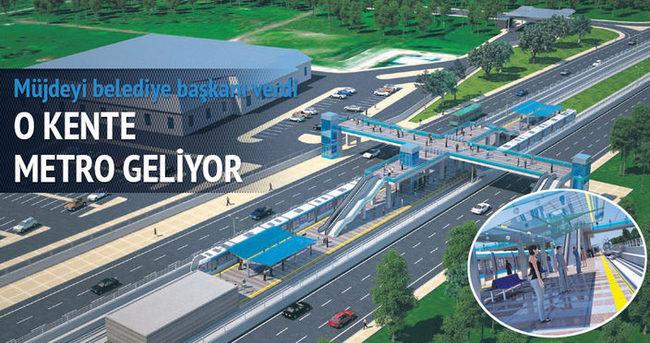 Kocaelililer 2023'te metroya binecek