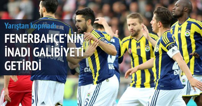 Gol düellosu Fenerbahçe'nin