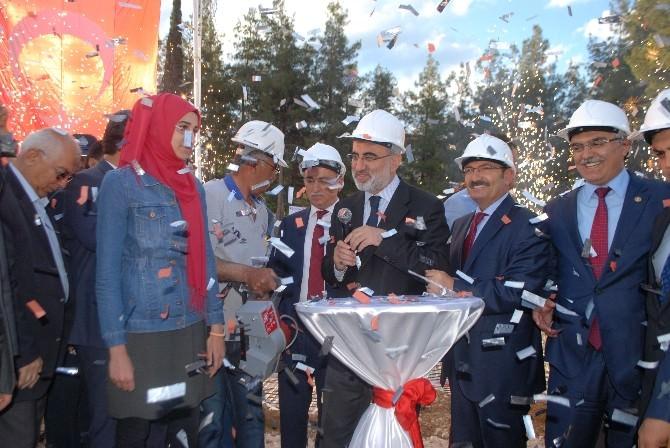 Enerji Ve Tabii Kaynaklar Bakanı Taner Yıldız: