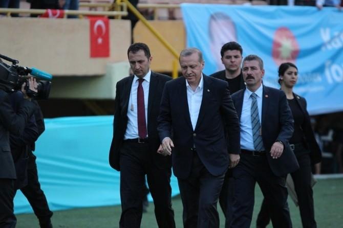 Cumhurbaşkanı Erdoğan İzmir'de Konuştu (2)
