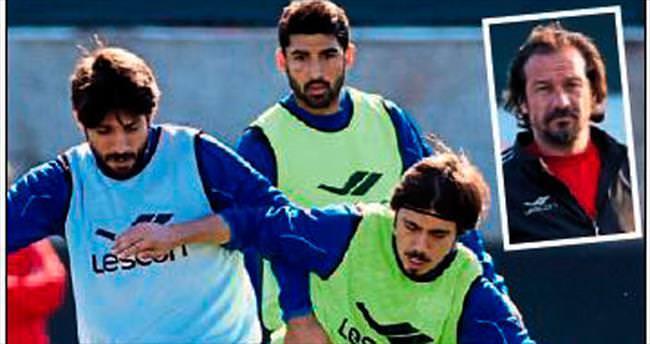 Antalyaspor pusuya yattı