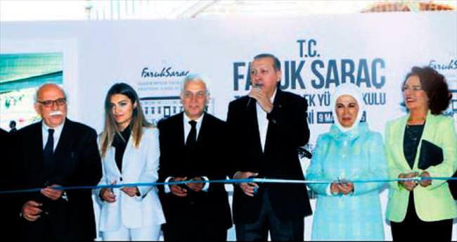 'Made in Turkey' vurgusu