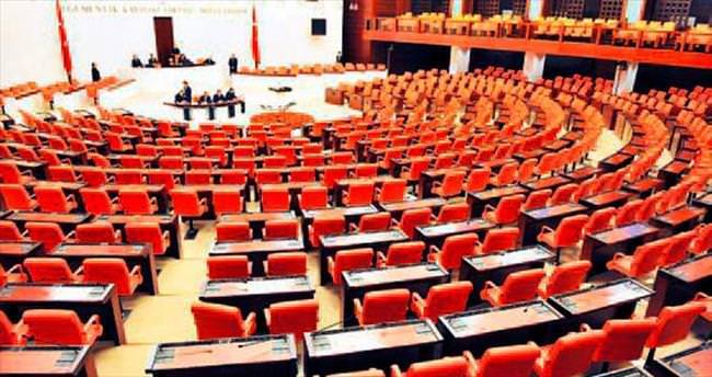 Meclis'te yeni dönem hazırlığı