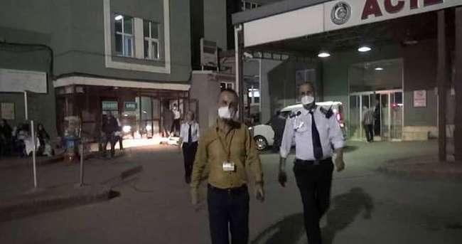 Ebola paniği bademcik iltihabı çıktı