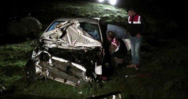 Kahramanmaraş'ta feci kaza! 2 ölü var