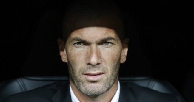 Zidane'dan Fenerbahçe paylaşımı