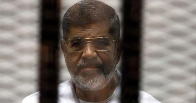 Mursi üniversitedeki görevinden azledildi