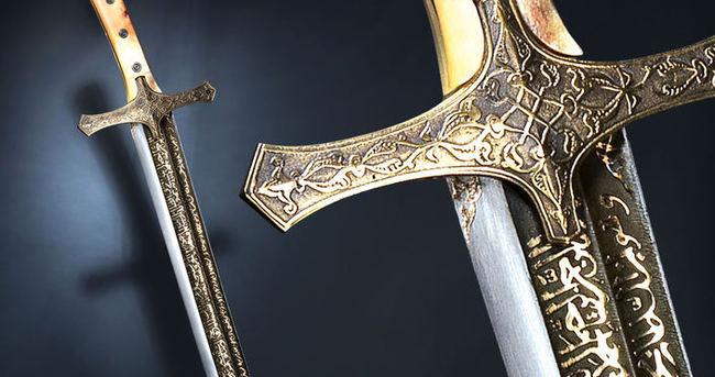 Fatih Sultan Mehmet'in kılıcı satıldı