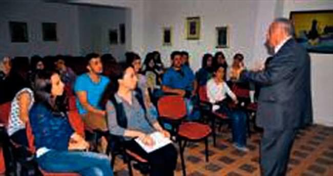 Kuyumcu adaylarına eğitim