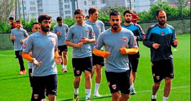 Adanaspor'un zorlu sınavı