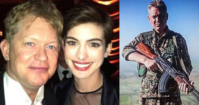 İngiliz aktör DAEŞ'le savaşmak için Kobani'de eğitim alıyor