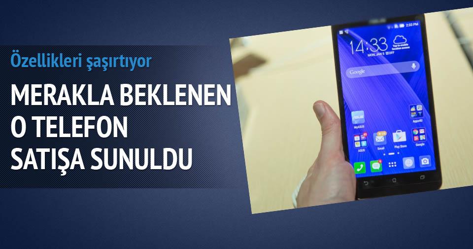 Asus Zenfone 2 satışa sunuldu