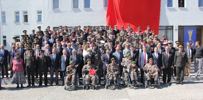 Bartın'da 36 Engelli Askerlik Sevinci Yaşadı