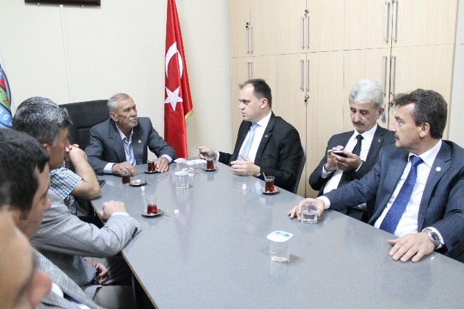 """Matlı: """"Türkiye'de Muhalefetle İlgili Çok Ciddi Problem Var"""""""