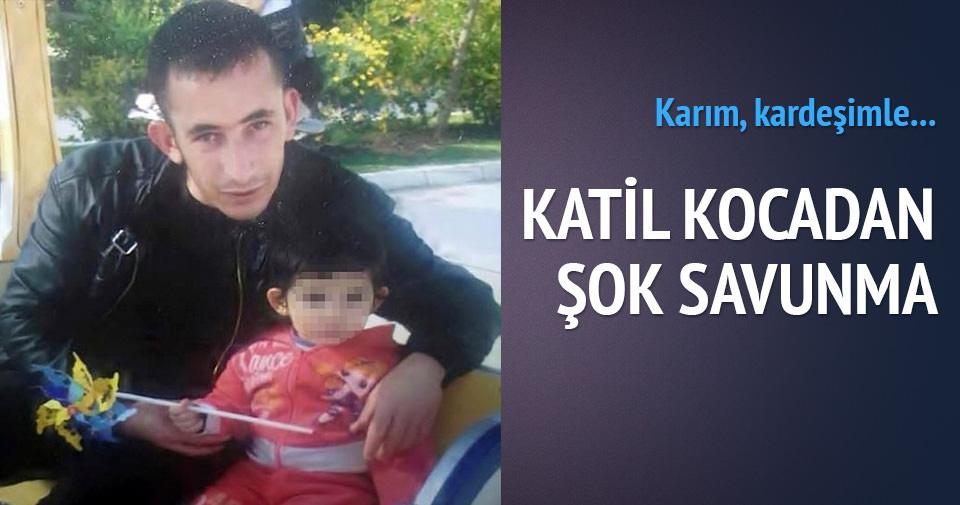 HAMİLE EŞİNİ ÖLDÜREN SANIĞA 'TAHRİK' İNDİRİMİ
