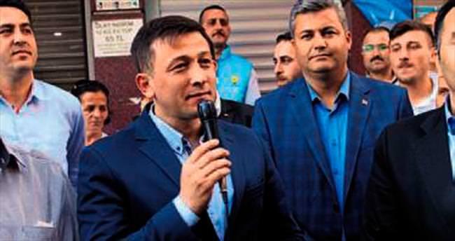 Dağ: Tek milli parti AK Parti