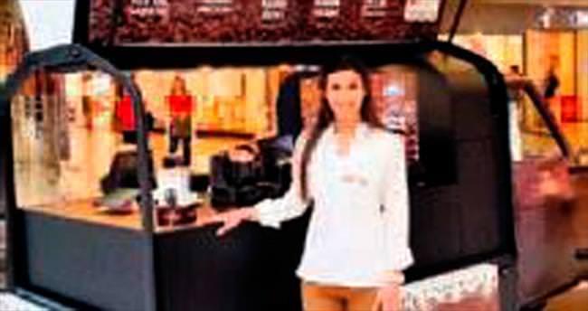 Türk kahvesinde mobil dönemi