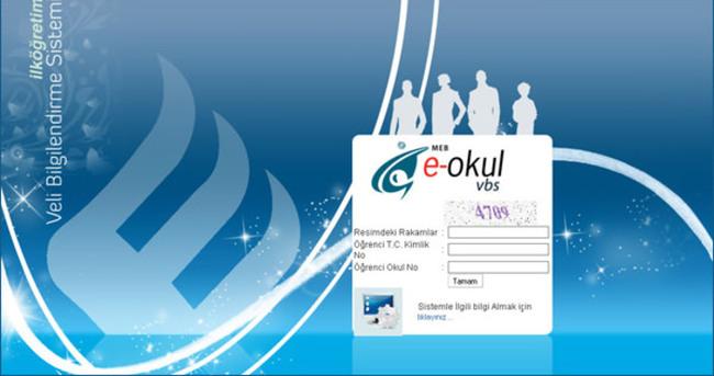 E-Okul veli bilgilendirme sistemi ile bilgilerinize ulaşın