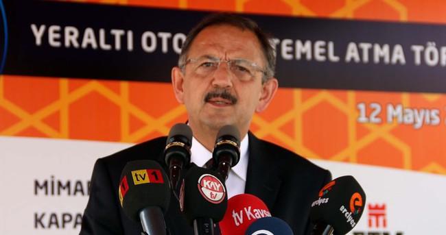 Kayseri'ye 10 milyon liralık yatırım