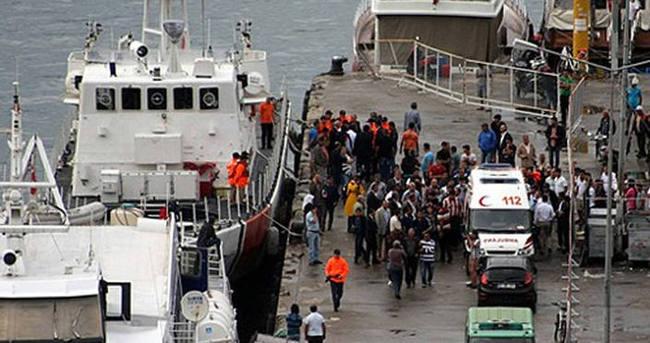 Türk gemisine saldırıda flaş gelişme