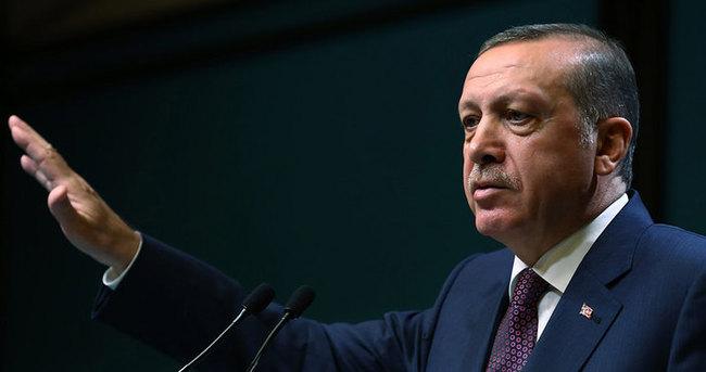 Cumhurbaşkanı Erdoğan: Sonuna kadar kovalayacağız