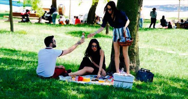 Piknik sezonu