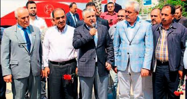 Yılmaz: Bizimle yürü Adana