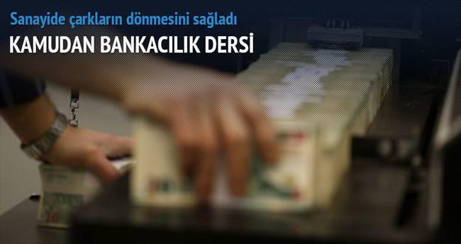 Kamudan bankacılık dersi