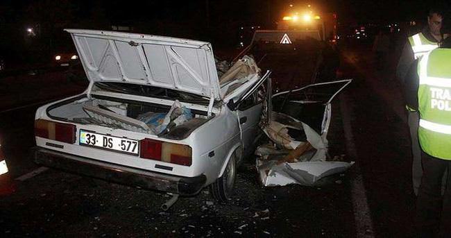 Mardin'de 1 uzman çavuş yaşamını yitirdi