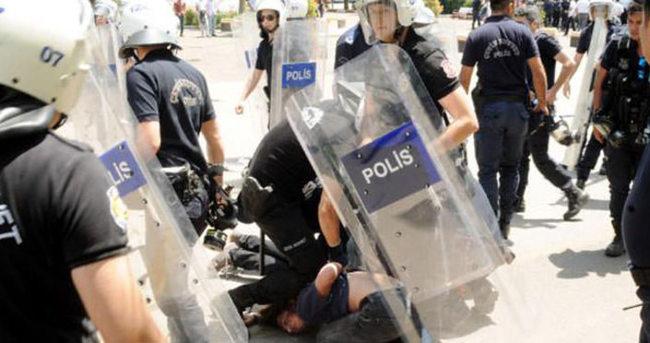 Antalya'da tehlikeli gerginlik
