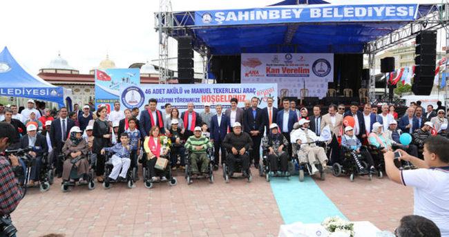 Şahinbey'den 6. kan bağışı seferberliği