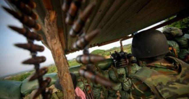 Burundi'de askeri darbe