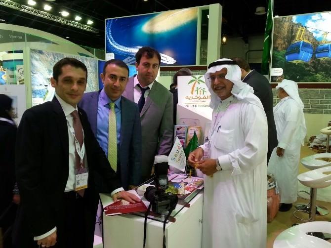 Bakka Bartın'ı Dubai'de Tanıttı