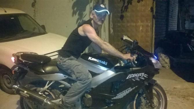 Baba İle Kızını Motosiklet Kazası Ayırdı