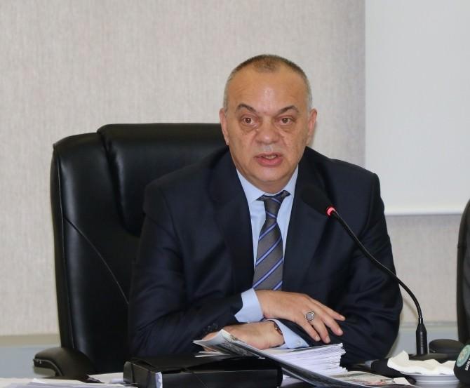 Manisa Büyükşehir Belediyesi Mayıs Ayı Meclis Toplantısı