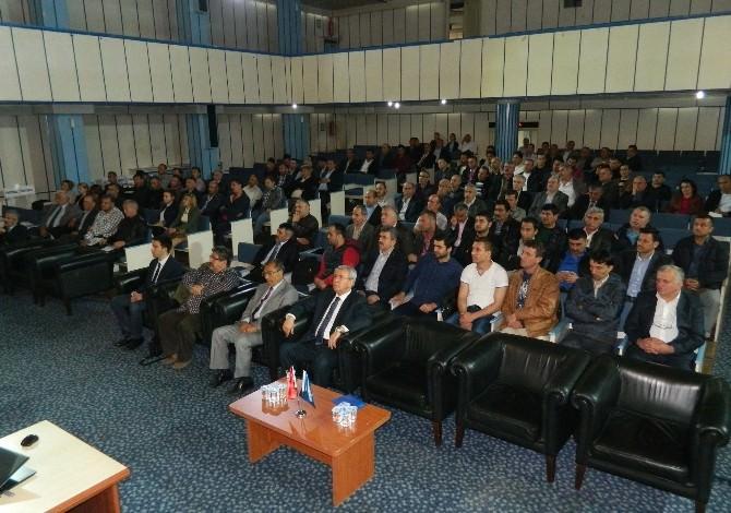 Türk-iş'in Eğitim Semineri Zonguldak'ta Devam Ediyor