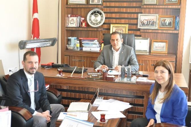 Yerköy Ticaret Borsası Akredite Olma Yolunda İlk Adımını Attı