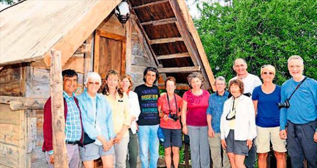 Taş evlerde doğal tatil