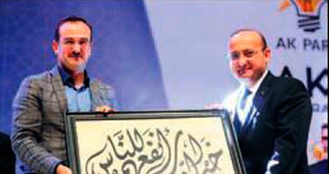 Akdoğan'dan AK gençliğe: Sizler büyük oyunu bozdunuz