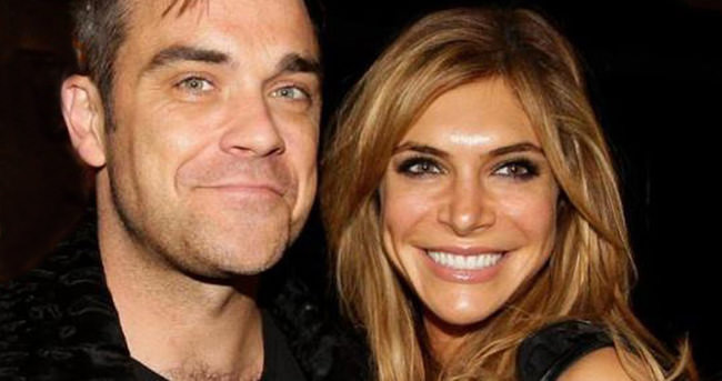 Robbie Williams ile Ayda Field hakkında şaşırtan iddia