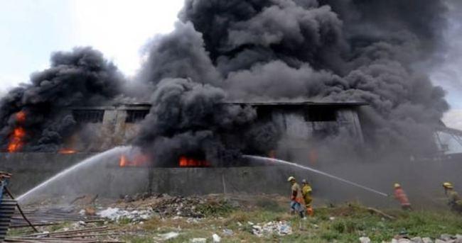 Fabrikadan 72 ceset çıkartıldı