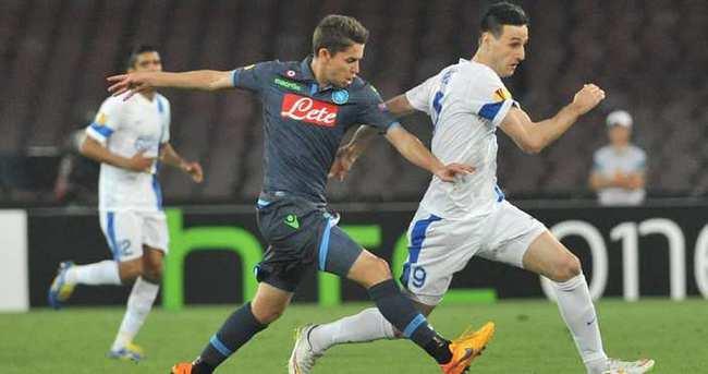 Dnipro – Napoli UEFA Avrupa Ligi yarı final rövanş maçı ne zaman saat kaçta hangi kanalda?