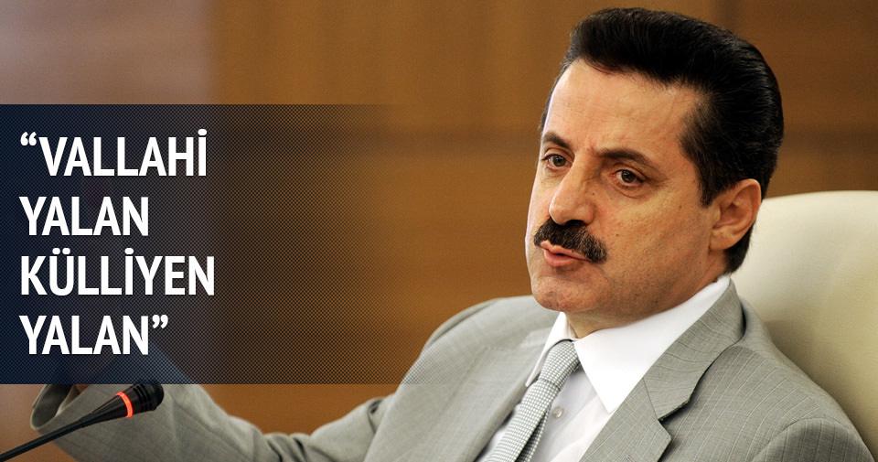 Bakan Çelik: CHP'nin söylediği külliyen yalan