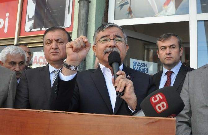 """Milli Savunma Bakanı İsmet Yılmaz: """"Seçimler AK Parti İçin Hesap Verme Zamanıdır"""