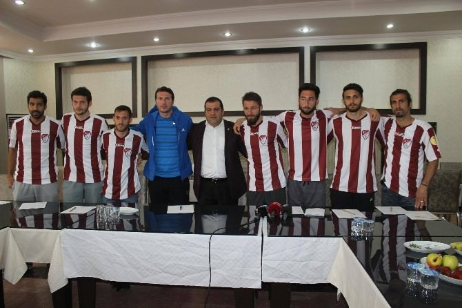 Elazığspor'da İç Transfer Çalışmaları