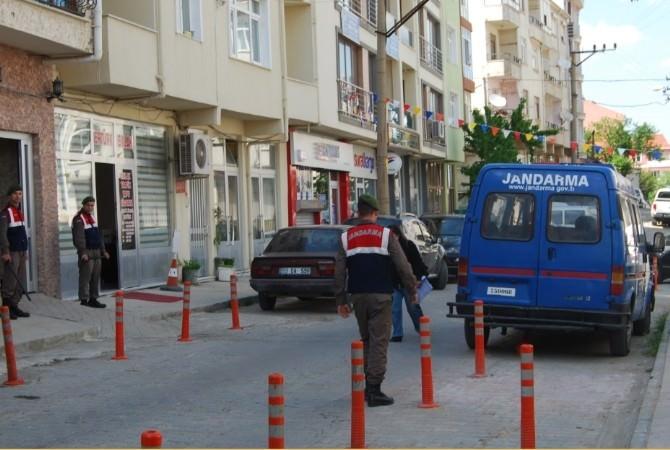 Sopayla Ekmekçiyi Döven 4 Şüpheli Tutuklandı