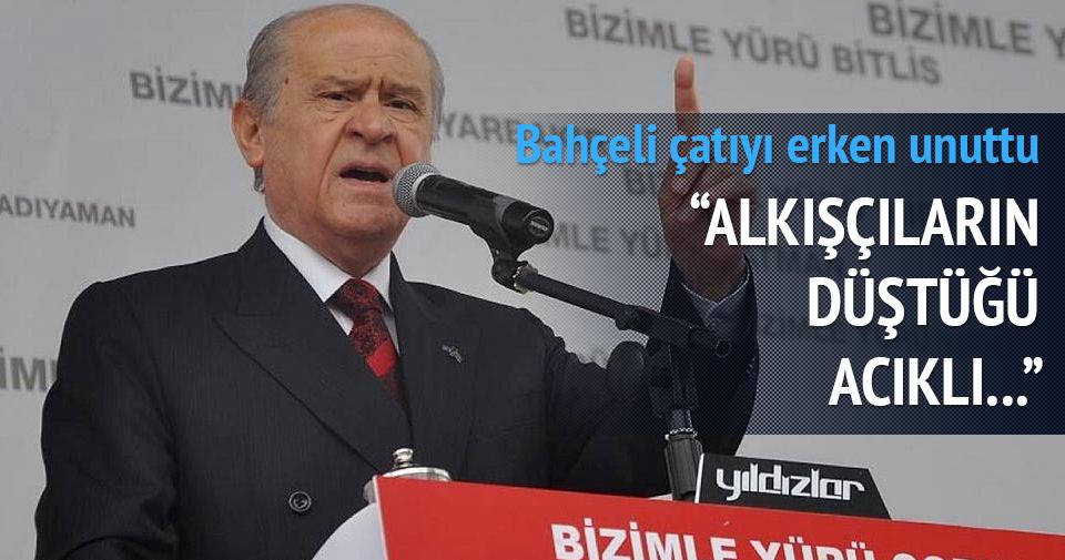 Devlet Bahçeli, ittifak yaptığı CHP'ye çaktı
