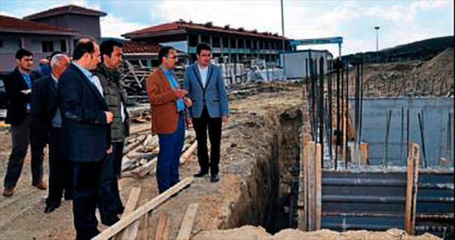 Uşak'ta jeotermal tesislerine yatırım