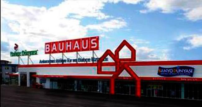Bauhaus 3'üncü şubesini açıyor